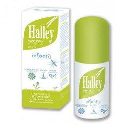 HALLEY LOCION REPELENTE INFANTIL 100 ML