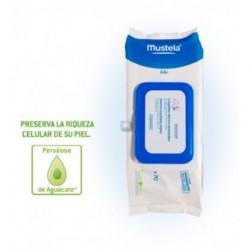 MUSTELA TOALLITAS GRUESAS 70 U