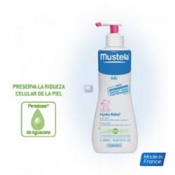 MUSTELA HYDRO BABY CORP 500ML