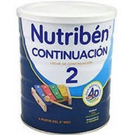 NUTRIBEN CONTINUACION 800 G