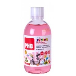 PHB JUNIOR ENJUAGUE BUCAL 500 ML
