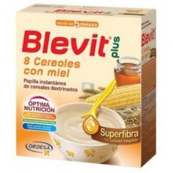 BLEVIT PLUS SUPFIBR 8CEREALES MIEL 700 GR