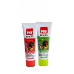 PHB JUNIOR PASTA FRESA 50ML