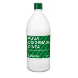 AGUA OXIGENADA CINFA 1000 ML