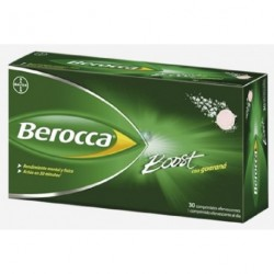 BEROCCA BOOST 30 COM EFERV