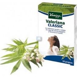 VALERIANA KNEIPP CLASSIC 60 GRAGEAS