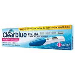 CLEARBLUE DIGIT TEST EMBAR 1CT