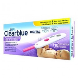 CLEARBLUE DIGIT TEST OVUL 7CT