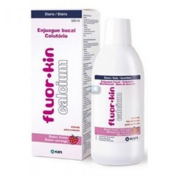 FLUORKIN CALCIO ENJUAGE 500 ML.