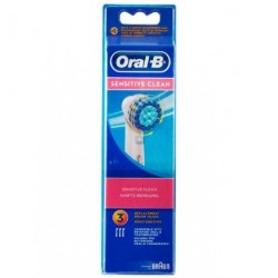 ORAL B RECAMBIO CEPILLO ELECTRICO SENSITIVE CLEA