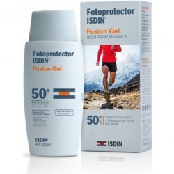 ISDIN FOTOPROTECTOR SPF-50+ FUSION GEL BODY 100