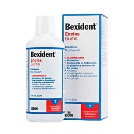 BEXIDENT ENCIAS CLORHEXIDINA 500ML