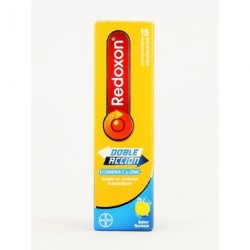 REDOXON VITAMINA C 1000 MG COMP EFERVESCENTES 15