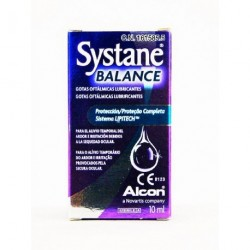 SYSTANE BALANCE GOTAS OFTALMICAS LUBRICANTES 10