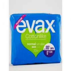 EVAX CTTONLIKE NORMAL