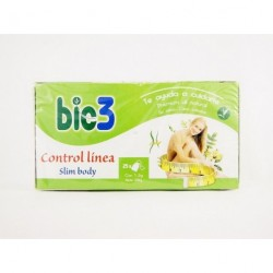 BIE3 CONTROL DE PESO 25 BOLSAS
