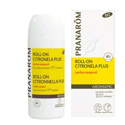 PRANARON AROMAPIC ROLL-ON LECHE CORPORAL