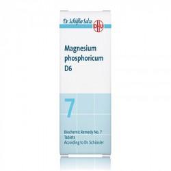 MAGNESIUM PHOSPHORICUM D6 COMPRIMIDOS 80