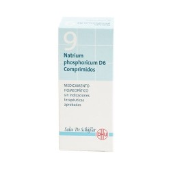 NATRIUM PHOSPHORIC D6 COMPRIMIDOS 80