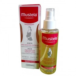 MUSTELA ACEITE PREVENCION ESTRIAS SPRAY 105 ML