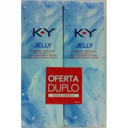 KY JELLY LUBRICANTE 2X75 ML