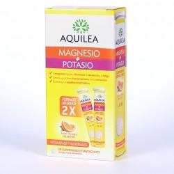 AQUILEA  MAGNESIO+ POTASIO COMP EFERVESCENTE 28
