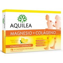 AQUILEA ARTICULACIONES COLAGENO CON MAGNESIO 30