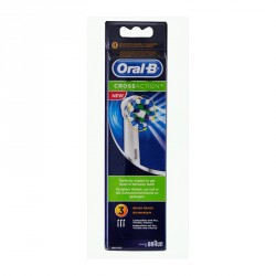 ORAL B RECAMBIO CEPILLO ELECTRICO CROSS ACTION