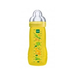 BIBERON MAM BABY BOTTLE 330 ML 4+