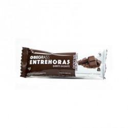 OBEGRASS ENTREHORAS BARRITA CHOCOLATE NEGRO 30 G