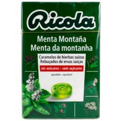 RICOLA CARAMELO MENTA MONTAÑA 50G