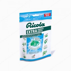 RICOLA EXTRA FUERTE MENTA GLACIAL 61 G
