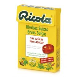RICOLA CARAMELO S/AZ HIERBAS SUIZAS