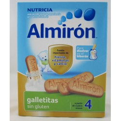 ALMIRON GALLETITAS ADVANCE S/G BIB 250 G