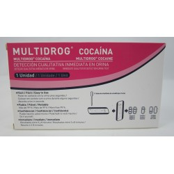 MULTIDROG TEST COCAINA