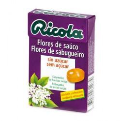 RICOLA CARAMELO S/AZ FLOR DE SAUCO