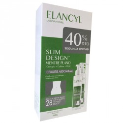 ELANCYL CELLU-SLIM VIENTRE PLANO PACK DUO 150 ML