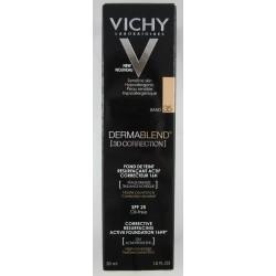 VICHY DERMABLEND OIL FREE SPF25 Nº35 30 ML