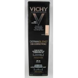 VICHY DERMABLEND OIL FREE SPF25 Nº25 30 ML