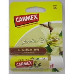 CARMEX ULTRA HIDRATANTE BALSAMO LABIAL VAINILLA