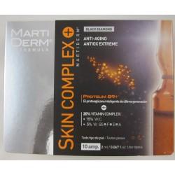 MARTIDERM BLACK DIAMOND SKIN COMPLEX 10 AMP
