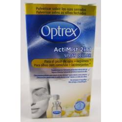 OPTREX ACTIMIST 2 EN 1 PICOR DE OJOS+ LAGRIMEO S