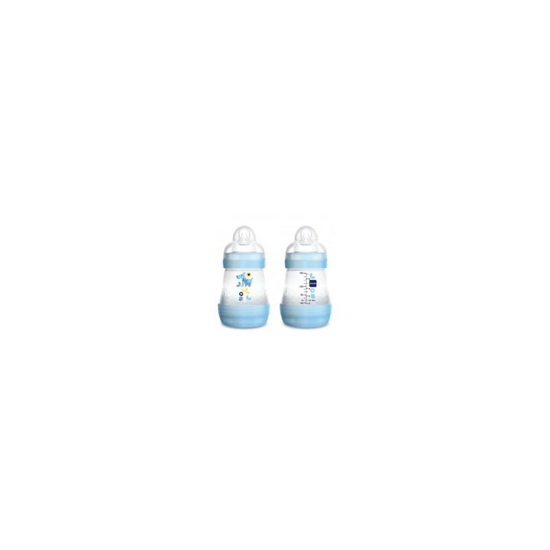 MAM BIBERON EASY START SILICONA 0+ 160 ML - Farmacia Ana Victory ... 201a525dd17