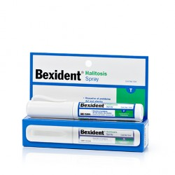 BEXIDENT SPRAY HALITOSIS 10ML