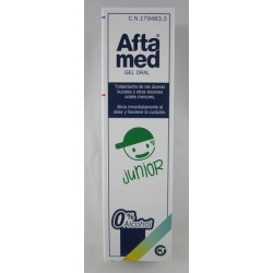 AFTAMED JUNIOR GEL ORAL 15 ML