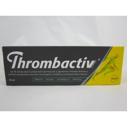 THROMBACTIV GEL 70 ML