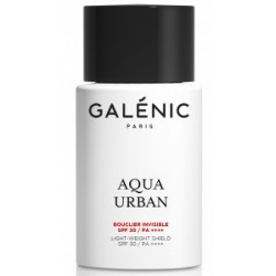 GALENIC AQUA URBAN ESCUDO INVISIBLE SPF 30 40 ML