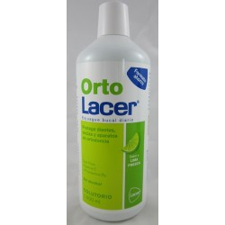 ORTOLACER COLUTORIO LIMA FRESCA 1000 ML
