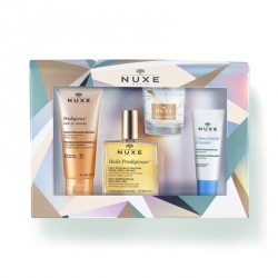 NUXE PACK ACEITES + CREMA HIDRATANTE