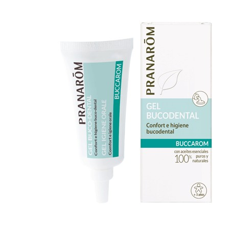 PRANAROM GEL BUCODENTAL